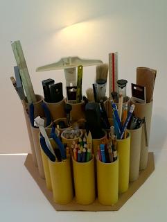 Ideas para Reciclar Tubos de Plástico, Accesorios Útiles y Reciclados para el Hogar