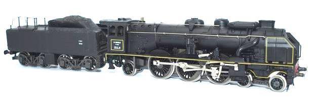 RIVAROSSI 1336 SNCF BLACK 4-6-2 PACIFIC CLASS 231 E 13 DAMPFLOK LOCO