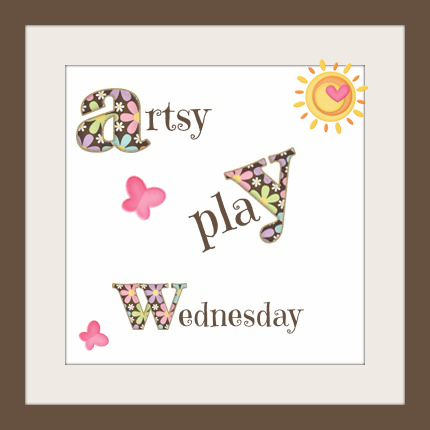Artsy Play Wednesday