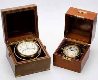 Chronomètre de Marine Zenith