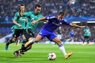 Chelsea 1 - 1 Schalke 04