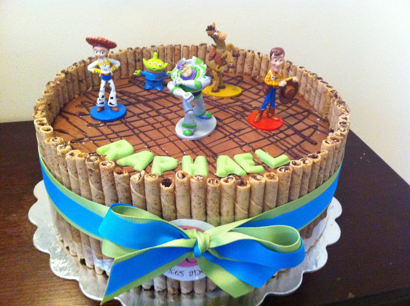 jj cakes and co   toy story cake