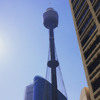 Westfield Centrepoint Tower, Sydney