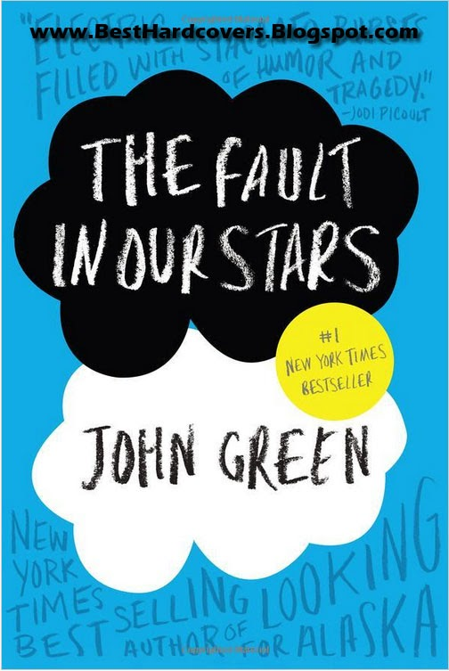 Front Cover - The Fault In Our Stars By John Green