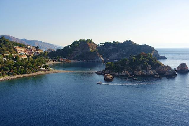 Isola Bella, Mazzaro, beach, Sicily