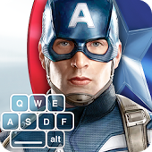 DOWNLOAD Captain America: TWS Keyboard v1.0 APK