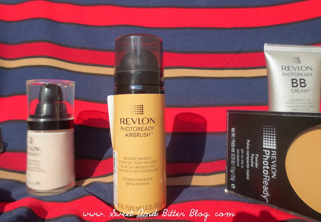 Revlon Photoready Airbrush Mousse Makeup 050 Medium Beige Review India