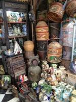 Shopping Le Cong Kieu Street