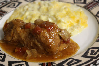 Style country asian Crockpot ribs boneless