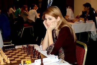 Echecs en Géorgie : Sophie Milliet © Chess-News