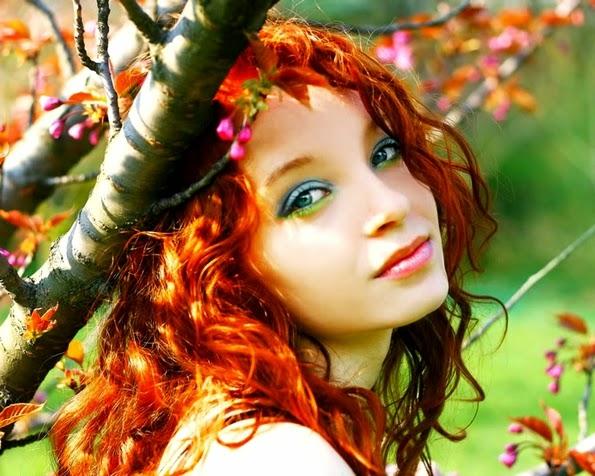Tinte Color Cobrizo Fantasía