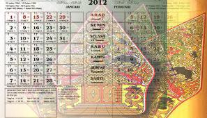 Penjaga Gaiba Kalender Spiritual Jawa