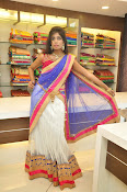 Mounika Reddy Glam pics in Half saree-thumbnail-18