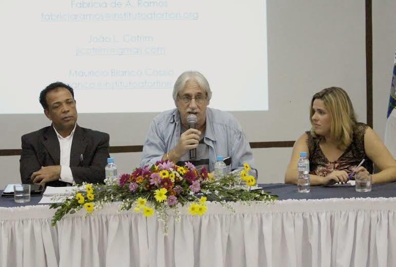 Secretário Estadual de Trabalho e Renda, Sérgio Tavares Romay, anuncia que o encontro será periódico e itinerante