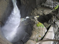 Cascada de Trummelbach, Suiza,Waterfall Trummelbach, Switzerland, Cascade Trümmelbach, Suisse, vuelta al mundo, round the world, La vuelta al mundo de Asun y Ricardo