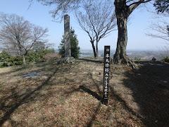 水口岡山城(滋賀県甲賀市水口町)