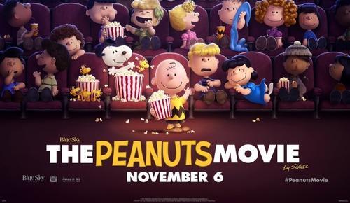 Snoopy & Charlie Brown: Peanuts, o Filme Torrent - BluRay Rip 720p e 1080p Dublado 5.1 (2015)
