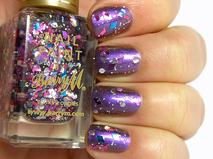Barry M Aquarium Nail Effects - Atlantis