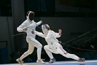 Fencing 2012 London Olympics
