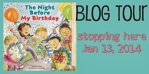 The Night Before My Birthday Blog Tour