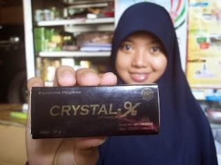 Laila NASA Crystal X