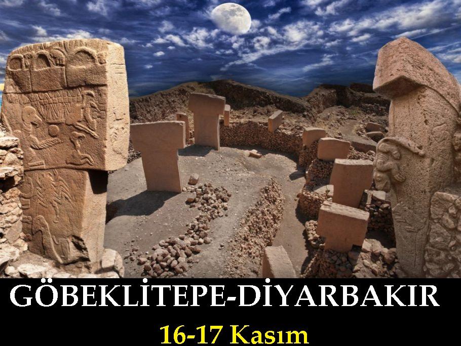 Göbeklitepe-Diyarbakır