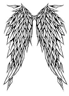 Gambar Sayap Malaikat Untuk Tatto   Kumpulan Gambar Untuk Tatto