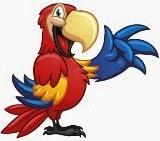 Papagaio Bicudo