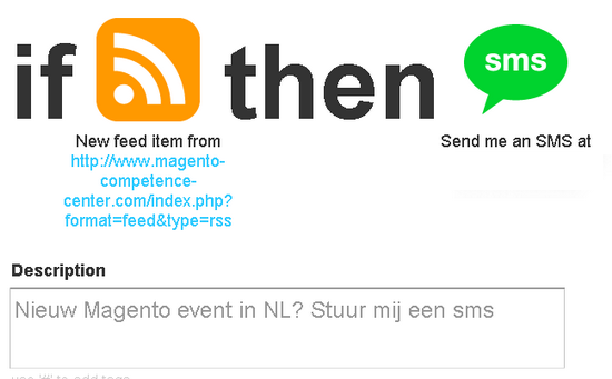 Vergeet nooit meer een event met de tool IFTTT