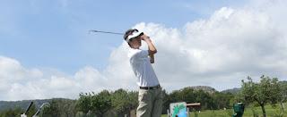 Paul M. Kucan gana Campeonato Baleares de Pitch & Putt 2012