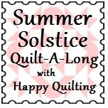 Summer Solstice Quiltalong