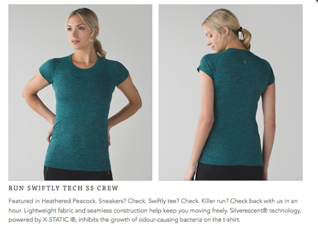 lululemon run-swiftly-tech-ss peacock