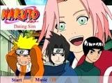 لعبة ساكورا واستعدادها لامتحان التشونين Naruto Dating Sim