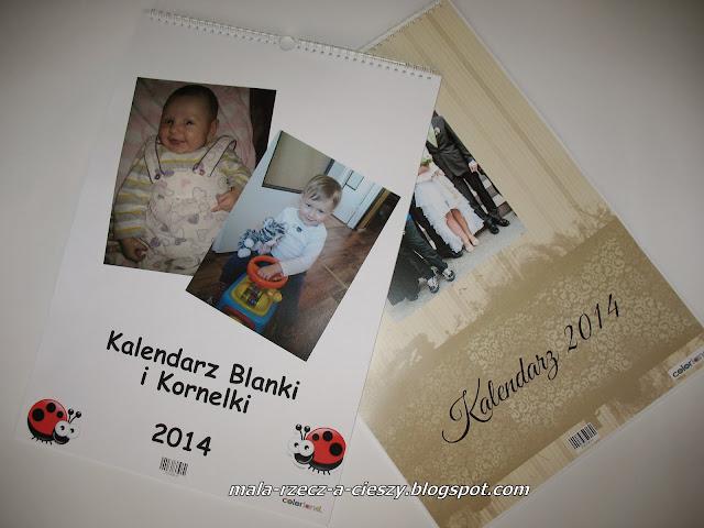 Pomysł na spersonalizowany prezent świąteczny - fotokalendarz / Konkurs
