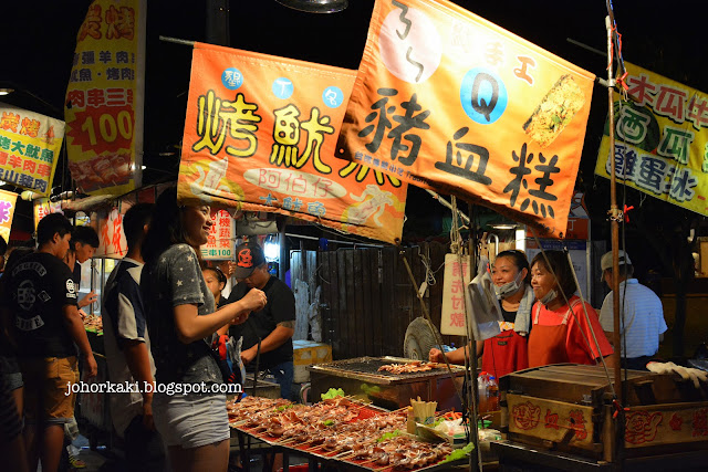 Kenting-Main-Street-Night-Market-墾丁大街-Taiwan-AirAsia