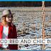 Blood Red and Chic Brown