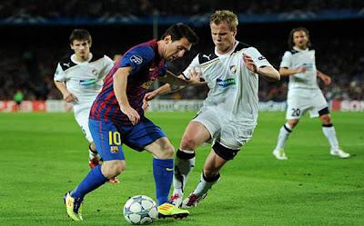 Barcelona 2 - 0 Viktoria Plzen (2)