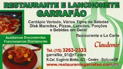 Restaurante e Lanchonete Garrafão