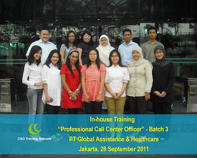 Training Network mengundang Anda untuk mengikuti pelatihan: