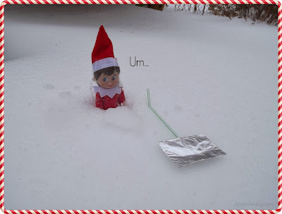 Elf on the Shelf: Depth Perception