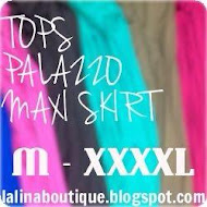 Top Palazzo Maxi Skirt