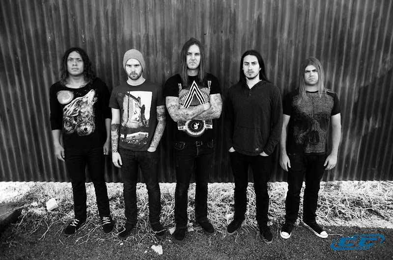 As I Lay Dying - Decas 2011 English Christian Album band members