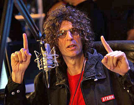 Howard Stern Replaces Piers Morgan On &quot;America&#8217;s Go Talent&quot;