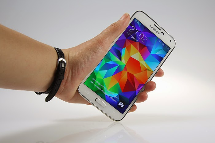 samsung galaxy s5 look