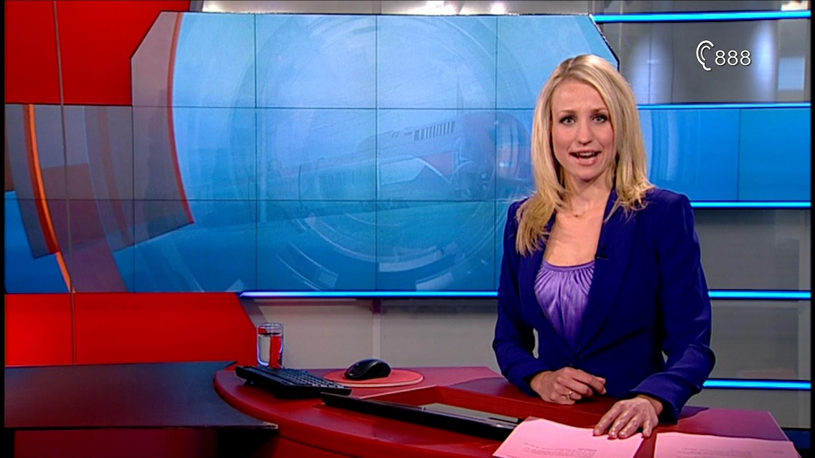 Dionne Stax: Nieuwe NOS Journaal presentatrice Dionne Stax ...