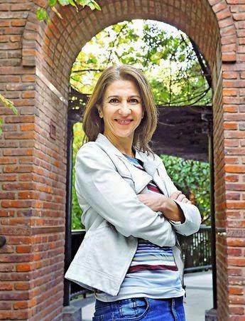 Alejandra Flechner es María Ester en Viudas e Hijos del Rock and Roll