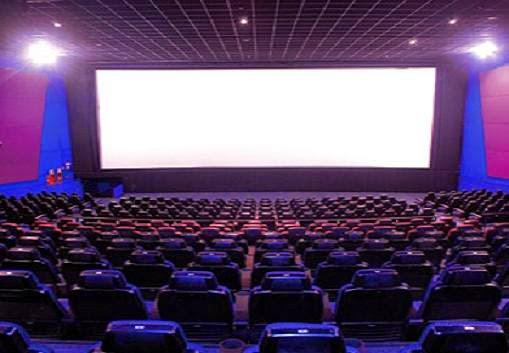 Las diferencias de una película en el cine