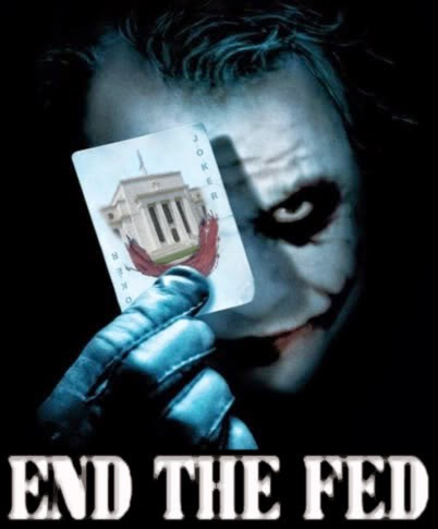 Massive Economic Crisis Ahead, Ending The Fed Is The Way Forward