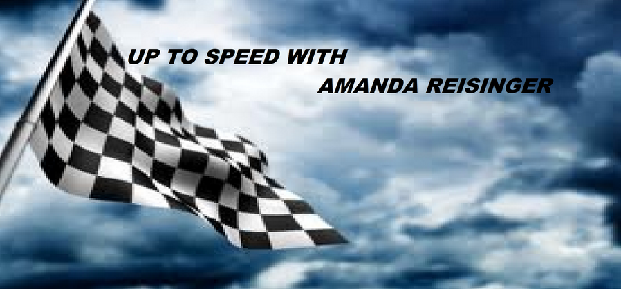 UPTOSPEED WITH AMANDA REISINGER