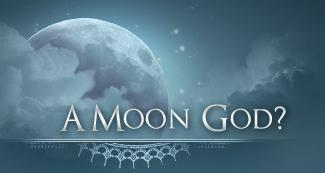 Is Allah The Moon God?